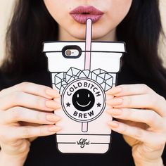 But first... Cold Bitch Brew IPhone 6/6+ | Valfre Instagram @Valfre| Valfre.com