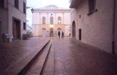 Trevi - Teatro Clitunno, Costruzioni storicheTrevi, Umbria