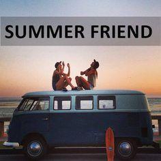Summer friends