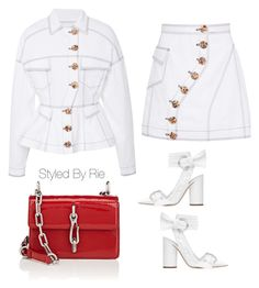 """Untitled #261"" by marielaanyane on Polyvore featuring Alexander Wang and Christian Dior"