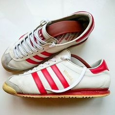Adidas Originals Vienna Jeans And Sneakers, Adidas Sneakers, Uk Culture, Adidas Models, Vintage Adidas, Nike Cortez, Adidas Originals, Trainers, Kicks