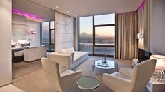 The contemporary, stylish and fashionable Cape Town, Crystal Towers hotel is part of the famous Marriott Group. The hotel is to be found at the gateway to the Century City shopping and business hub in Cape Town, South Africa.