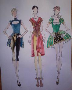 """#sketch #sketching #fashion #design #designer #fashiondesigner #student #studentasfashiondesigner #style #illustration #fashionillustration #renaissance…"""
