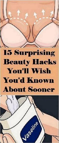 15 Unexpected Beauty Hacks Youll Wish Youd Known About Sooner #15UnexpectedBeautyHacksYoullWishYoudKnownAboutSooner