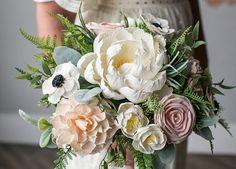 Wedding Bouquet Faux Bouquet