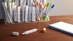 Copic 101 Everything you want to know about Copic Markers.