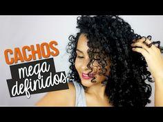 Nutrição potente para cabelos muito ressecados Manual dos Cachos | Cuidados para cabelos cacheados| Manual dos Cachos | Cabelos cacheados, cuidados, produtos, dicas.