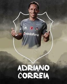 Adriano Correia #beşiktaş