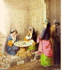 """Bacıyan-ı Rum teşkilatı içerisinde bulunan kadınlara nasıl ki Ahilikte erkeklere ''eline-beline-diline sahip ol'' öğüdü verilmişse, Bâcıyân-ı Rûm teşkilâtı içindeki kadınlara da """"aşına-eşine-işine sahip ol"""" öğüdü verilmiştir."""