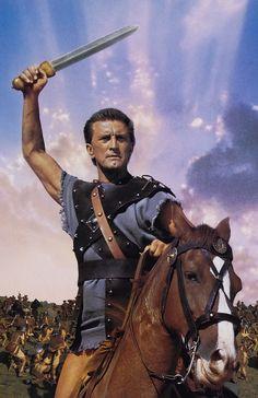 Kirk Douglas in Spartacus 1960