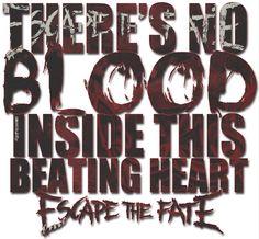 Escape The Fate - Ungratefull