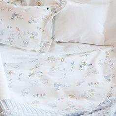 LAMBS DUVET COVER AND PILLOW CASE SET - Bed Linen - Bedroom | Zara Home Spain