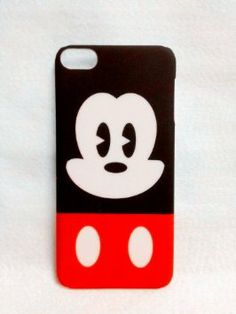 Amazon.com: mickey Mouse Cartoon cute lovely hard Cover Case skin For Mobile phone Cell phone (iphone 4 4S 4G): Kitchen & Dining