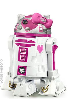 Hello H2K2 by Joseph Senior by The Official Star Wars, via Flickr