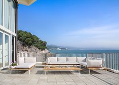 Vail outdoor teak sectional Outdoor Furniture Sets, Outdoor Decor, Patio, Home Decor, Style, Products, Swag, Decoration Home, Room Decor