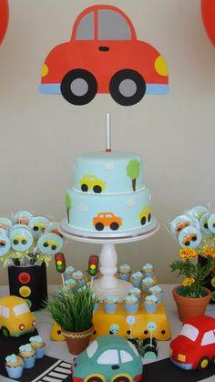 Para ver a festa na integra clique na foto 2nd Birthday Party For Boys, Race Car Birthday, Cars Birthday Parties, Diy Birthday, Birthday Cake, Transportation Birthday, Baby Shower, Birthdays, Ideas