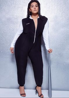 Nadia Aboulhosn x Boohoo Plus Size Collection