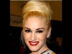 Gwen Stefani Top Knot Swirl 》video  Tutorial ♡ it for hot summer nights via pursebuzz