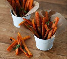 Frites version Carottes