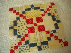 A Quilting Life - a quilt blog: APQ Quilt Along Part 2: Process