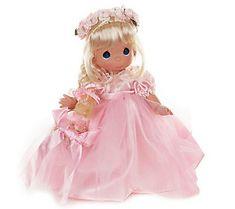 Precious Moments Precious As a Petal Doll