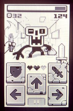 """ᴵᴸᴷᵏᵉ on Twitter: """"This guy is after your gold #screenshotsaturday #pixelart https://t.co/UtHGHne4DK"""""""