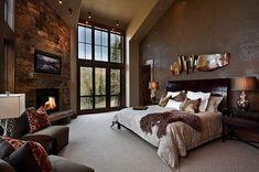 Rustic Bedroom Design Ideas-22-1 Kindesign