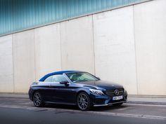 Das atemberaubende Mercedes-AMG C 43 Cabriolet.  #MBPhotoCredit: Kaja Kraska