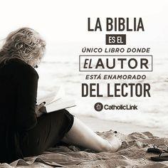Biblioteca de Catholic-Link - La Biblia es el único libro donde el Autor está...