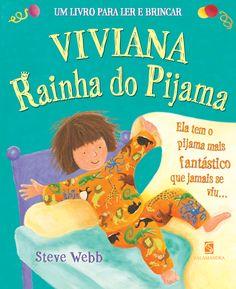 Viviana adora animais e se pergunta o que eles vestem quando vão dormir. Então, ela os convida para a FESTA MUNDIAL DO PIJAMA! Com um texto divertido e abas simples, que revelam o pijama maluco de cada animal, este livro é uma alegria para a hora de dormir.