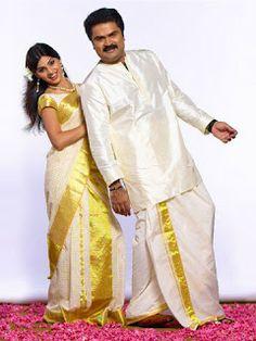 Dresses Amp Costumes Of Kerala On Pinterest