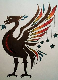 trends and lifestyle: Cool Football Club Tattoos With Image Liverpool FC Tattoo Design Liverpool Tattoo, Liverpool Logo, Liverpool City, Liverpool Football Club, Club Tattoo, Soccer Art, Best Football Team, Art N Craft, Badge Design
