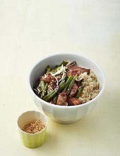Scharfe Rindfleischpfanne Rezept - [ESSEN UND TRINKEN]