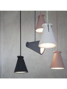 Bollard Lampe, 5 farver - Pendel lamper - Lamper - PRODUKTER