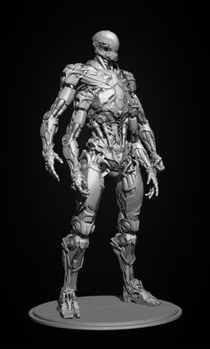 Zaghrat 04 by - - | Robotic/Cyborg | 3D | CGSociety