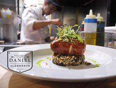 Cocina de Experiencias este domingo en Daniel!!! Y usted ya penso donde va a almorzar hoy? www.daniel.com.co