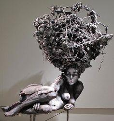 yolanda biver sculpture ile ilgili görsel sonucu