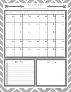It is time to get organized and these free organizational printables are perfect! Print them out at home and start getting more organized right away! Daily Planner Pages, Study Planner, Free Planner, Planner Template, Printable Planner, Free Printables, Monthly Planner, Checklist Template, Planning Calendar