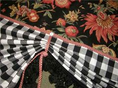 Shop for the latest products on valance-french-country-rooster-balloon-shade-curtain from thousands of stores at PopScreen. French Country Curtains, Country Valances, French Country Kitchens, French Country House, Black Curtains, Curtains With Blinds, Valance Curtains, French Decor, French Country Decorating