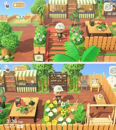 Really happy with how my elevated greenhouse and garden shop turned out! - Animal Crossing - Really happy with how my elevated greenhouse and garden shop turned out! Animals Crossing, Animal Crossing Guide, Animal Crossing Qr Codes Clothes, Animal Drawings, Cute Drawings, Drawing Sketches, Icon Set, Motif Acnl, Ac New Leaf