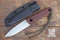 Noże dostępne / Available knives. - TLIM KNIVES