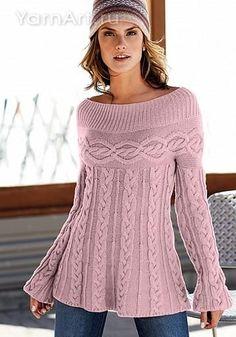Skirted Sweater