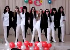 WATCH: This Dance Will Blow Your Mind-optical illusion dance