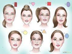 Schone Haarschnitte Fur Verschiedene Gesichtsformen Weiblich Neue Haare Modelle Ovale Gesichtsformen Gesichtsform Frisuren Ovales Gesicht