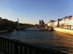 Paris - heute Nachmittag