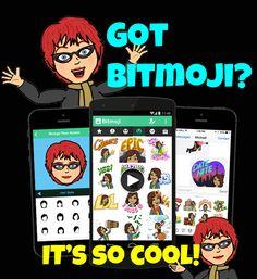 The Daring Librarian: Got Bitmoji?