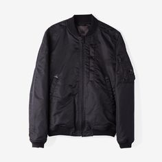 SPEIWAK* MA-1 Flight Jacket