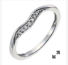 Eternity ring - push present Ernest Jones 9943994