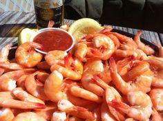 Yummy shrimp - best recipe - LOVE!