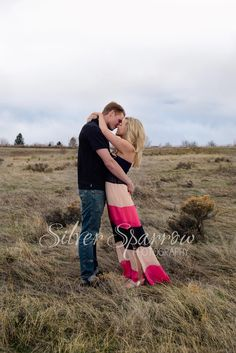 Love this couple!! Spring engagement session in Arvada Colorado by Silver Sparrow Photography - www.SilverSparrowPhoto.com
